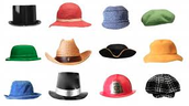 Which hats do you wear?