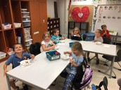 Miss Deyerling's class- Ice Cream Party!