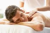 Masajes relajante sueco (cuerpo completo) duración 1 hr.