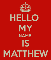 Chapter 1: My Name and what it Means