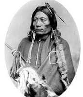 Another Caddo tribe member