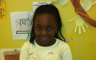 """Fourth Grade, January """"Panther of the Month"""""""