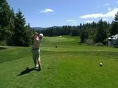 My career as a Golfer