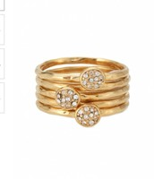 Paloma Stackable Rings Size 6 49 reg  28 sale