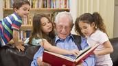 Kinderen opgevoed door de grootouders - vaker dan je denkt