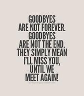 Farewell Student Teachers!