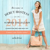 Be a Summer Debut Hostess!