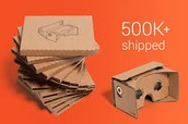 Google Cardboard for Virtual Fieldtrips!