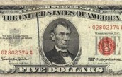 5 Dollarit