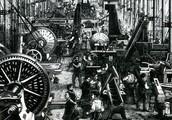 Industrial Revolution Begins