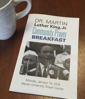 MLK Breakfast Program @ Marian University