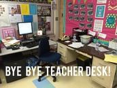 Our Teacher Desk