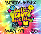 Book Fair in May