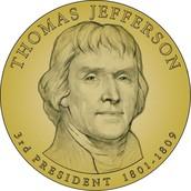 Thomas Jefferson on nickel