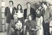 Gough's family
