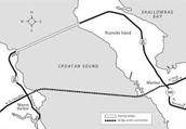 Croatan's Map