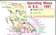Mines maps..