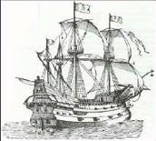 William Kidd's Ship