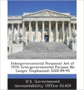 The Intergovernment Personnel Act in 1970