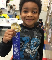 Congratulations to Shawn Austin for Reading 100 Books!