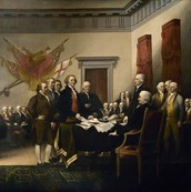 The Declaration of Independence changed the US