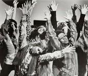 Hippie Fashion 1969-1972