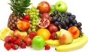 مجموعة الخضار والفواكهة