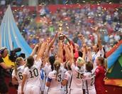 US Women's Team wins World Cup