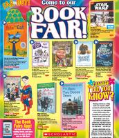 Scholastic Book Fair March 7-11th