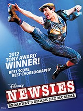 RUB/Reeve: Newsies Trip
