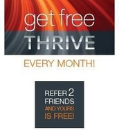 THRIVE FOR FREE!