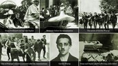 Sequences of Archdukes assassination