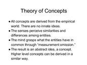 Ayns Objectivism Theory
