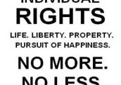7. Individual Rights