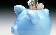 *Get a piggy bank!