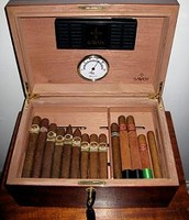 Humidor (stocked or unstocked)