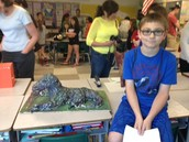 Mrs. Cantrell and Mrs. Drew's Zoo projects