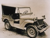 Who was Willys competition
