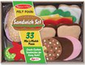 Melissa and Doug Sandwich Set