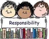 Responsibilities at school