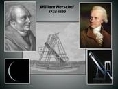 Herschel's Achievements