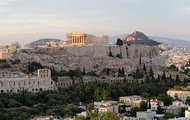 This is a view of Parthenon