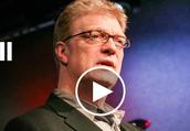 Ken Robinson, Creativity Expert