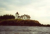 The island where the massacre accrued