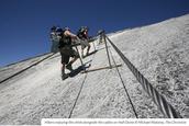 Half Dome Climb