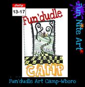 Fun'dudle Art Camp - Waynesboro!