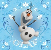 We all love olaf!!
