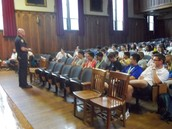 Yale Security Speaks to SIG Students