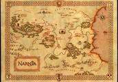 Die Region von Narnia...