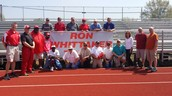Ron Whittaker Track Naming Presentation Held on Saturday